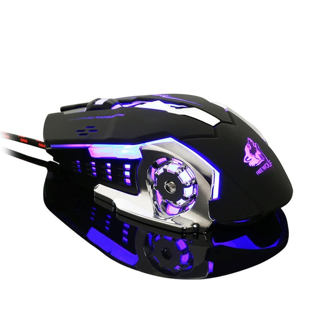 souris gamer mouse mause